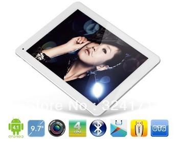Cube U9GTV U9GT5 9.7inch Retina Display 2048x1536 RK3188 Quad Core Tablet PC Bluetooth 2G RAM 16GB Free Shipping