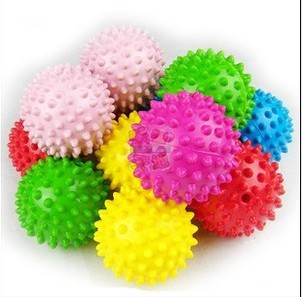 Free shipping Children's educational toys / the touch ball / massage ball / bump ball / ball  bath swimming