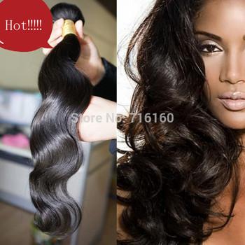 Unprocessed 6A Peruvian Virgin Hair Body Wave Human Hair Weave Peruvian Body Wave Sell Peruvian Hair Extension 4pcs lot