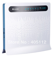 New Arrival Huawei B593 4G LTE WiFi Router with 4LAN Port 100Mbps