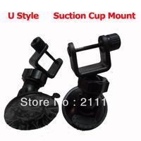 Good Quality Easy Operation U Style Car DVR Camera 5E5 GS1000 5F5 GS2000 X3000AV X3000 GS900 GS800 Mount Holder Bracket Factory
