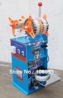 Semi-auto cup sealing machine,cup sealer