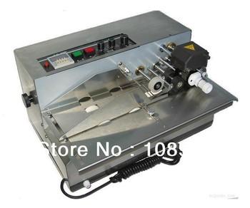 Solid ink / ink roller coding machine