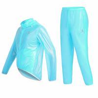 WOLFBIKE Outdoor Sportswear Cycling Pro Rain Coat Bike Bicycle Waterproof Jacket Riding Clothes Cycling Jersey Pants set