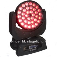 led moving head zoom(36x10W 4in 1) & free shipping