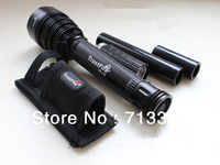 The real thing TrustFire J18 carried itwith him seven lamp T6 LED light flashlight 8000 lumen 18650 cell