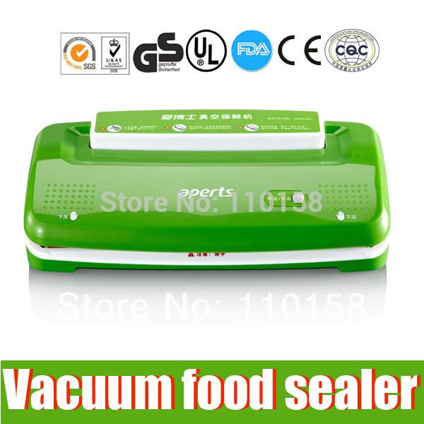 Aperts VS1000 Household Food Vacuum Sealer +High quality Fresh Keeping Machine(China (Mainland))