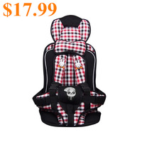 New child car safety seat for cover baby infant auto cushion
