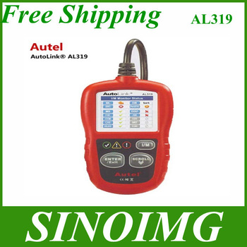 2013 New arrived-AutoLink AL319 CAN/OBDII Code Reader(The Most Advanced Next Generation Code Reader tool)