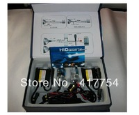 55w HID Xenon HID Xenon kit H7 H1 HB3 HB4 single beam HID AUTO CAR lamp HID KIT12v 35w color 3000k,4300k,6000k,8000k