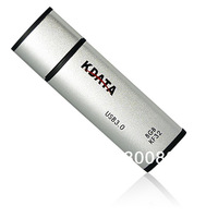 New Fashion Business Hyperspeed USB3.0 8GB/32GB USB Flash Drive Thumb Stick Pen Drive U-disk Silver Factory Wholesale