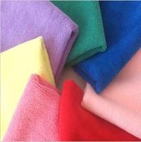HOT SALE ! 10pcs/lot 30x30CM Microfiber Towel Car Cleaning Wash Clean Cloth Dish Cloth Free Shipping