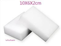 Free Shipping,Magic Sponge Eraser Melamine Cleaner multi-functional sponge for Cleaning100x60x20mm 400pcs/lot L057
