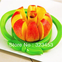 10Pcs/Lot Hot Selling Corer Slicer Easy Cutter Cut Fruit Knife for Fruit Pear Free Shipping