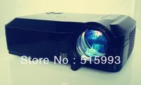 2set /lot wholesale  digital home cinema system led projector eco-friendly design