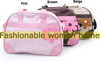 Free shipping Carter Multifunctional Mummy Bag Diaper Baby Diaper Bag Handbag Bag  Nappy Tote Messenger Changing Bag  3PCs New