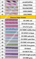 Free DHL/FEDEX/UPS 2000pcs Free shipping Paper Straws, Chevron Paper Straws, Drinking Paper Straws 10 colors mix