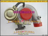 NEW TD04-12T-4 49377-03043 ME201636 Turbo Turbocharger For MITSUBISHI PAJERO SHOGUN Intercooled 1994-1998 Engine 4M40 2.8L 125HP