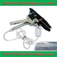 Manual impulse heat sealing machine to Almumin foil bag sealer handy packaging equipment,width 200mm-2.7kg,electric packing tool