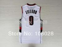 Portland Trail #0 Damian Lillard Jersey,Cheap Basketball Jersey,New Material Rev 30 Jersey,Basketball Shirt,Embroidery Logo
