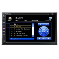 6.95 inch touch screen car dvd player