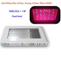 300 Watt Advance Spectrum Quad-Band LED Grow Light Panel