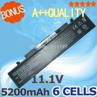 5200mAh Battery For SamSung AA-PB9NC6B AA-PB9NS6B PB9NC6B R580 R540 R519 R525 R430 R530 RV511 RF511 RV411 RV508 R510 R528 R522