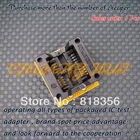 SOIC8-DIP8 adapter wide test SOP8 200MIL
