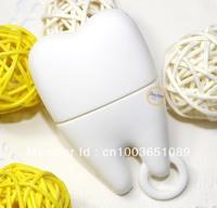 Cute Rubber Tooth USB Drive 1GB 2GB 4GB 8GB 16GB 32GB Memory Flash Thumb Stick 2.0 Pendrive