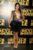 A168 One Shoulder Lucy Mecklenburgh Lace Top &amp; Black Feather Evening Party Cocktail Dress