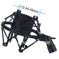 FREE SHIPPING MICROPHONE SHOCK MOUNT SHOCKMOUNT CLAMP