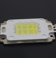 50W led  5000k to 5500K natual white high power chip led beads light source Free shipping