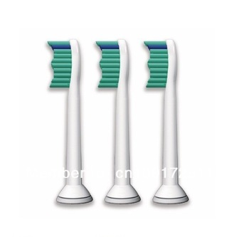 9pc ProResults Replacement Heads For Philip Sonicare SC6100 6982 Electric Toothbrush (3pcs/pack) Free Shipping