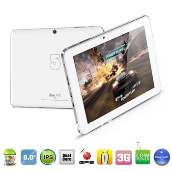 Original FNF Ifive MX 3G GPS Tablet PC 8 Inch IPS Screen RK3066 Dual Core Android 4.1 Dual Camera Bluetooth HDMI 16GB