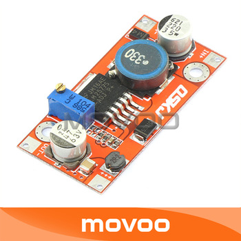LM2577 3~34V 3.7/7.4V to 4~60V DC Step-up Converter Adjustable Boost Charge Module MP3/MP4/PSP Mobile Power Supply