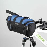 ROSWHEEL Bicycle Tube Bag Handlebar Pack Bike Baskets Cycle Cycling Front  Frame Pannier Free Shipping