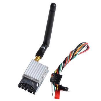 Boscam free shipping 5.8G 200mW wireless av teansmitter