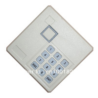 Waterproof ID/EM Keypad Access Control Reader 125KHz Reader Keypad Wiegand 26 Reader