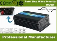 1000W/1KW POWER INVERTER  2V/24V to 110VAC/220VAC Pure Sine Wave