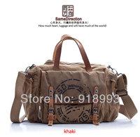 Free shipping FASHION Backpack Bags Messenger Handbags Single Shoulder Restore Ancient Style Travel Backpack canvas bag DL035