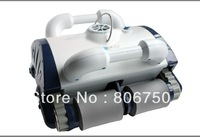 Working Area:100m2-200m2,Smart pool cleaner  With  Wall Climbing Function+Remote Controller