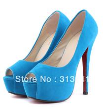 wholesale wedding shoes blue