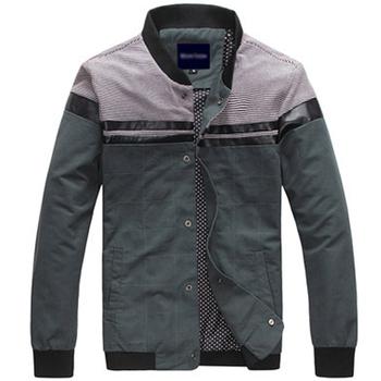 Autumn jackets for men sports football jacket men outdoor men sport jackets spring sportswear men cotton J005