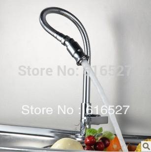 Livraison gratuite en cuivre surélévation de type table lavabo robinet d'eau froide mur, pots de légumes froid seul robinet de cuisine