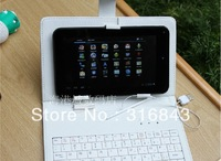 Free shipping16G  7 inch tablet PC  Android4.1 3G+WIFI HDMI RAM: 1 G Mali-400 GPU Front-facing camera
