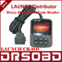 LAUNCH CR-HD Heavy Duty Truck Code Reader standard protocols J1939/J1708 CRHD 100% Original Free Update by Launch Website CR HD