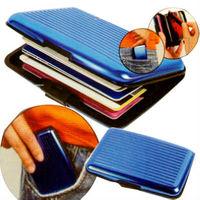 Factory Outlet Card holder credit card bag cardfile card case coin purse fashion card holder