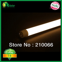 Fedex Freeshipping LED tube SMD3528 T8 16W 1.2m 200pcs High power leds AC85-265V  white cover two years warranty