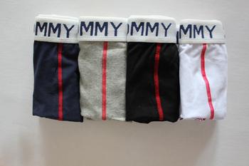 2013 New Arrival ,famous brand High Quality 5pcs/lot Men's Underwear Boxers Briefs Cottonl Underwear Man Underwear Boxer Shorts
