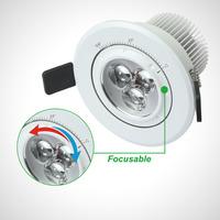8335 LYCRA LED focus lighting fixture ,recessed lighting for bathroom shower from LEDing the life